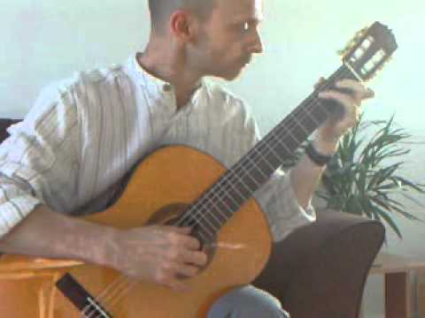 Lesson 19 in A minor by Dionisio Aguado