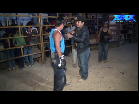 MAS BOX RANCHERO EN LA CHICOCANA 2012