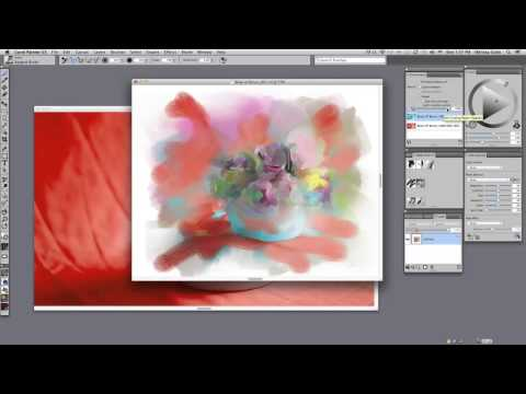 Painter X3 Beginner Photo Art Workspace by Melissa Gallo