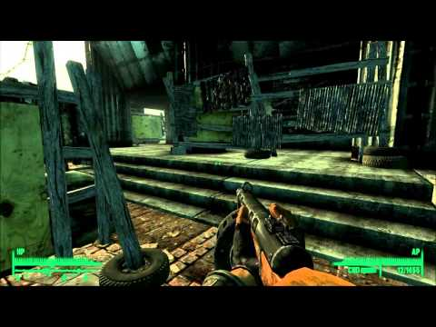 Let's Play Fallout 3 Part 32: Museum of History - YouTube