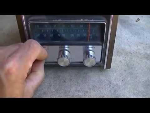 Radio 1970 Sony am fm 1970s Clock Radio