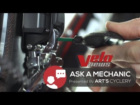 Ask a Mechanic: How to Setup Di2 Front Derailleurs