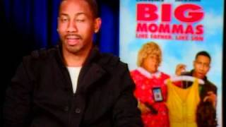 Big Mommas: Like Father, Like Son - Brandon T. Jackson Interview for