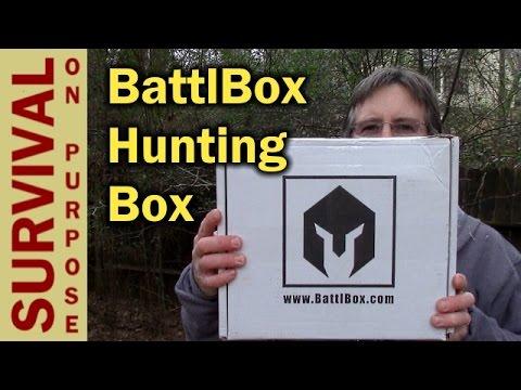 BattlBox Review -- Mission 11 - Hunting Box
