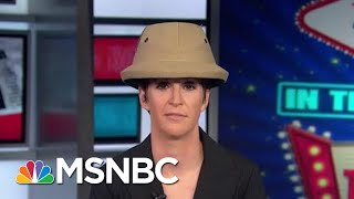 What? 10 Years Old Already?? Thank You For Watching! | Rachel Maddow | MSNBC
