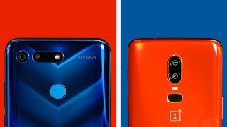 OnePlus 6/6T vs Honor View 20 Camera Comparison: The Best of the Bargain Flagships