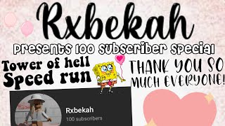 100 subscriber special!! Tysm