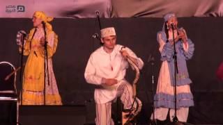 مصر العربية | فرقة تتارستان تبهر جمهور قلعة صلاح الدين الأيوبي