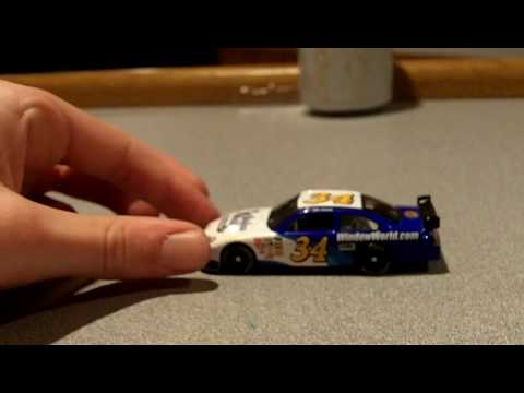Diecast review on John Andretti 2009 Window World car(PROMO)