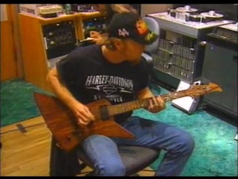 Metallica  The Making Of Garage Inc 1998 Full Documentary
