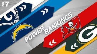 Week 7 Power Rankings | NFL