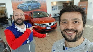 Yeni VW Jetta 'yı İlkay Zaman 'la test ettik - Türkiye'de neden yok!