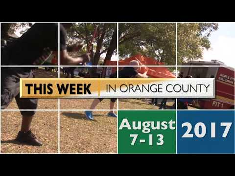 This Week In Orange County August 7-13 2017