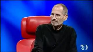 Steve Jobs on Siri and iCloud some years ago