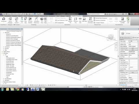 GRAITEC PowerPack for Autodesk Revit - 3D Displacement View