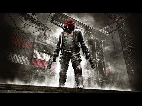 Красный Капюшон против Черной Маски ► Batman: Arkham Knight ► История Красного Капюшона