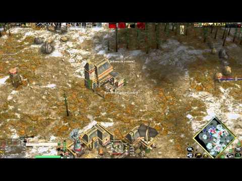 Age Of Mythology: The Titans 1v1 rec games