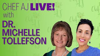 DR. MICHELLE TOLLEFSON - A PLANT BASED M.D. WHO IS THRIVING WITH BREAST CANCER