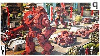 LOST HEIR - Part 9 - Let's Play BattleTech Gameplay Walkthrough