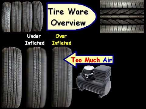 Overview of tire wear