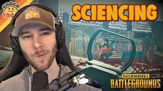 chocoTaco and halifax are Doing All the Science - PUBG Gameplay