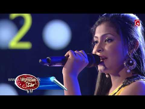 Dream Star Season 07 | Final 20 ( 01st Group ) Sachini Ranawaka ( 26-08-2017 )