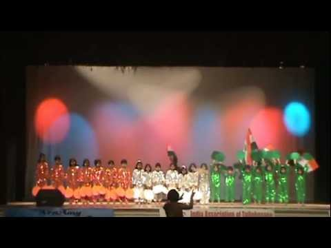 Saare Jahan Se Accha   Glimpses Of India 2012 video