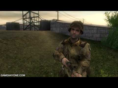 Brothers in Arms: Road to Hill 30 (Part 25) - Purple Heart Lane [2/2] Video