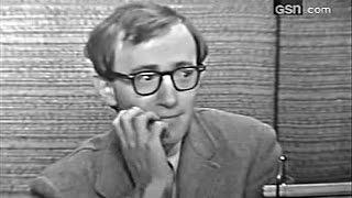 What's My Line? - Woody Allen; PANEL: Tony Randall, Pamela Mason (Apr 3, 1966)