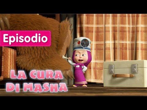 Masha e Orso - 💉  La Cura Di Masha💊 (Episodio 16)