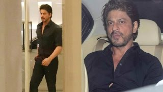 Shahrukh Khan At Karan Johar House Party