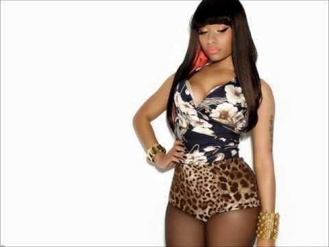 Nicki Minaj - Starships Lyrics On Screen video