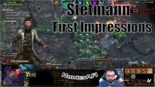 Stetmann First Impressions [Glass Cannon]