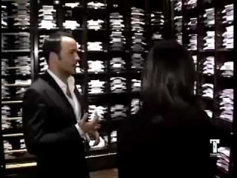 Tom Ford at New York Flagship Store
