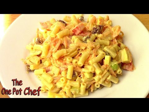 Macaroni Salad - RECIPE