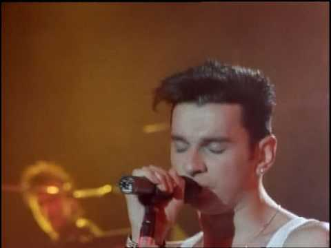 Depeche Mode - Master And Servant (Live)