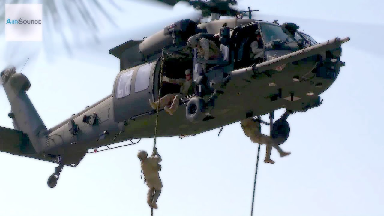 U.S. Special Forces & Polish Special Operations Forces. UH ...