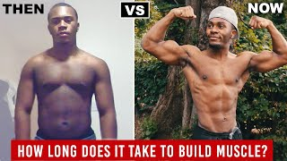 MY NATURAL BODY TRANSFORMATION | JOURNEY TO AESTHETICS