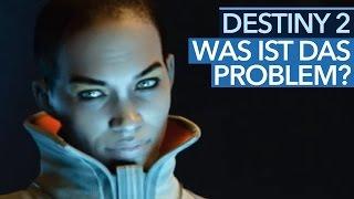 DESTINY 2 hat ein großes Problem: Es heißt DESTINY!