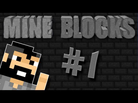 "Mine Blocks #1 - ""Welcome to My Crib"""