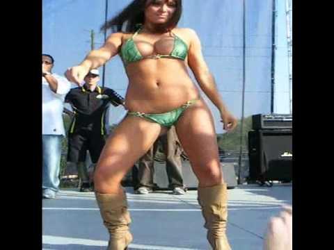 2011 Bikelanta Booty Shake Contest video
