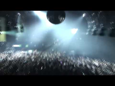 Tiesto NYE 2009 Video - Roseland Ballroom