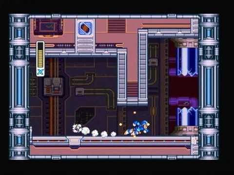 Megaman X3 (Sega Saturn EU) #7 - Volt Catfish + Vile