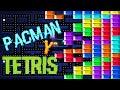 Pacman y tetris 5000 ||| reto de puntaje