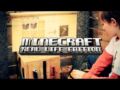 Minecraft Real Life Edition - VFX Short Film (EP 1)