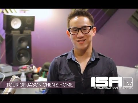 Inside Jason Chen's Home! - ISA BFF Of the Month