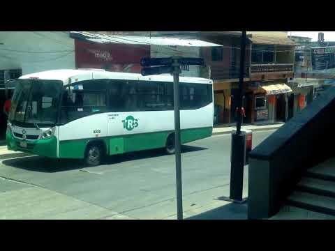 Terminal de Autobuses de Teziutlán, Puebla.