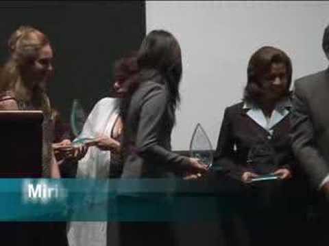 Premios Latinoamericanos y del Caribe del Agua -- PLACA 2006