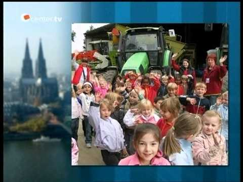 Gertrudenhof Kürbis-Special Bei Center TV
