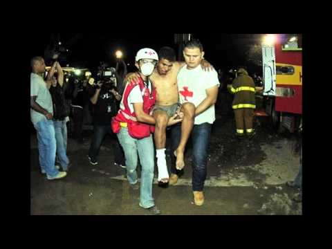 Hundreds killed in fire at prison in Honduras